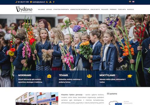 Klaipėdos Vydūno gimnazija