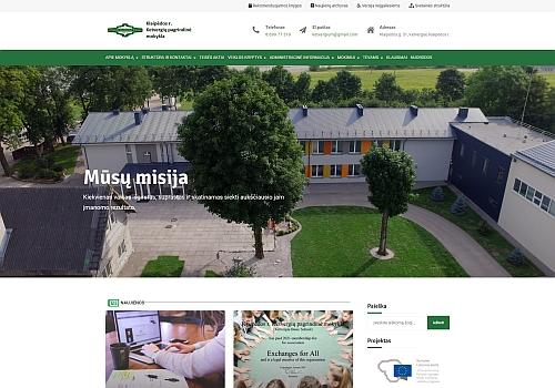 Klaipėdos r. Ketvergių pagrindinė mokykla